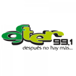 Logo da emissora Radio After 99.1 FM