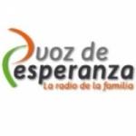 Logo da emissora Radio Voz de Esperanza 99.1 FM