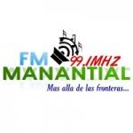Logo da emissora Radio Manantial 99.1 FM