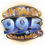 Logo da emissora Radio Centauro 99.5 FM