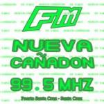 Logo da emissora Radio Nueva Cañadon 99.5 FM