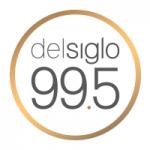 Logo da emissora Radio Del Siglo 99.5 FM