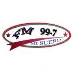 Logo da emissora Radio Mi Sueño 99.7 FM