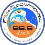 Logo da emissora Radio Compromisso 99.9 FM