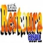 Logo da emissora Rádio Restaura Gospel