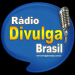 Logo da emissora Rádio Divulga Brasil