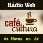 Logo da emissora Rádio Cafe Cultura