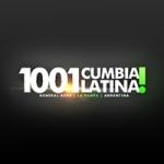 Logo da emissora Radio Cadena Cumbia Latina 100.1 FM