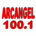 Logo da emissora Radio Arcangel 100.1 FM