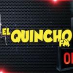 Logo da emissora Radio El Quincho 100.3 FM