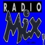 Logo da emissora Radio Mix 101.3 FM