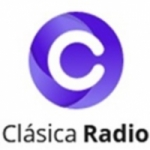 Logo da emissora Radio Clasica 101.3 FM