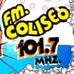 Logo da emissora Radio Coliseo 101.7 FM