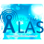 Logo da emissora Radio Alas 101.7 FM