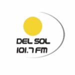 Logo da emissora Radio Del Sol 101.7 FM