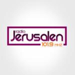 Logo da emissora Radio Jerusalen 101.9 FM