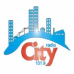Logo da emissora Radio City 101.9 FM