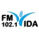 Logo da emissora Radio Vida 102.1 FM