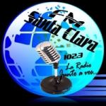 Logo da emissora Radio Santa Clara 102.3 FM