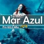 Logo da emissora Radio Mar Azul 102.5 FM