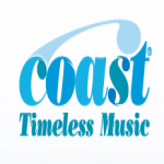 Logo da emissora Radio Coast 105.4 FM
