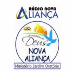 Logo da emissora Rádio Nova Aliança Gospel