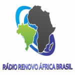 Logo da emissora Rádio Renovo África Brasil