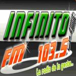 Logo da emissora Radio Infinito 103.5 FM