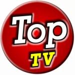 Logo da emissora Rádio Top TV