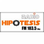 Logo da emissora Radio Hipotesis 103.5 FM