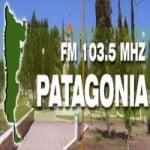 Logo da emissora Radio Patagonia 103.5 FM