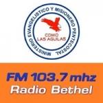 Logo da emissora Radio Bethel 103.7 FM