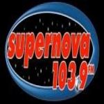 Logo da emissora Radio Supernova 103.9 FM