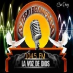 Logo da emissora Radio Nueva Esperanza 104.5 FM