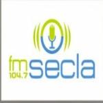 Logo da emissora Radio Secla 104.7 FM