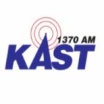 Logo da emissora Radio KAST 1370 AM