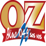 Logo da emissora Radio Oz 104.9 FM