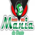 Logo da emissora Rádio Mania da Gente