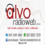 Logo da emissora Alvo Rádio Web