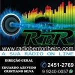 Logo da emissora Rádio RBR Web