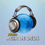 Logo da emissora Rádio Agir de Deus
