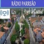 Logo da emissora Rádio Parreão