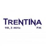 Logo da emissora Rádio Trentina 98.3 FM