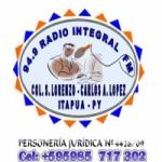 Logo da emissora Radio Integral 94.9 FM