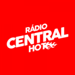 Logo da emissora Rádio Central Hot