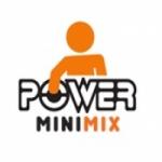 Logo da emissora Power Minimix