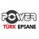 Logo da emissora Power Türk Efsane