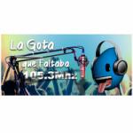 Logo da emissora Radio La Gota que Faltaba 105.3 FM
