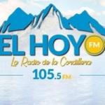 Logo da emissora Radio El Hoyo 105.5 FM