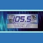 Logo da emissora Radio de la Cordillera 105.5 FM